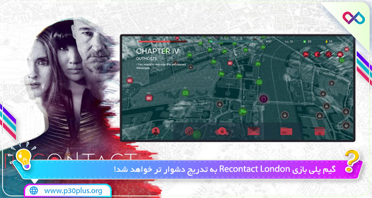 دانلود بازی Recontact London ریکونتاکت لاندن