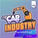دانلود بازی Car Industry Tycoon - Idle Car Factory Simulator کار اینداستری