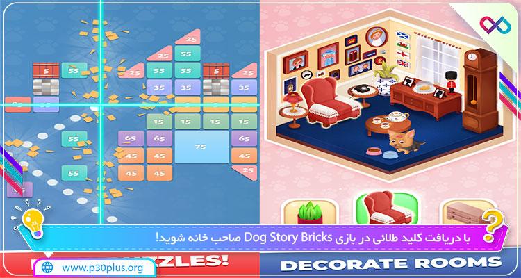 دانلود بازی Dog Story Bricks داگ استوری بریکس