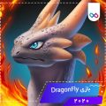دانلود بازی DragonFly : Idle games - Merge Dragons & Shooting دراگون فلای