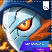 دانلود بازی Idle Arena - Clicker Heroes Battle آیدل آرنا