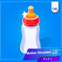تصویر بازی Mother Simulator