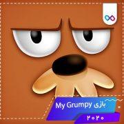 دانلود بازی My Grumpy - The World's Moodiest Virtual Pet مای گرامپی