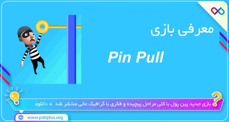 معرفی بازی Pin Pull