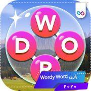 دانلود بازی Wordy Word - Wordscape Free & Get Relax وردی ورد