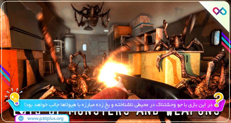 بازی Antarctica 88 : Scary Action Survival Horror Game