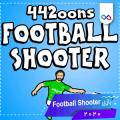 تصویر بازی 442oons Football Shooter