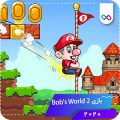دانلود بازی Bobs World 2020 - Super Free Adventure Game بابز ورلد