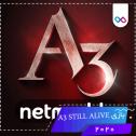 لوگوی بازی A3 STILL ALIVE ای تری استیل الایو