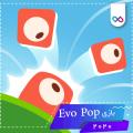 لوگوی بازی Evo Pop