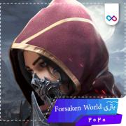 لوگوی بازی Forsaken World فورسیکن ورلد