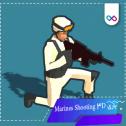 لوگوی بازی Marines Shooting 3D