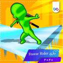 تصویر لوگوی بازی Freeze Rider فریز رایدر