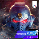 تصویر لوگوی بازی Warhammer 40,000 : Lost Crusade وارهمر لاست کروسید