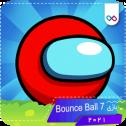 تصویر لوگوی بازی Bounce Ball 7 : Red Bounce Ball Adventure بانس بال