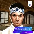 تصویر لوگوی بازی Cobra Kai : Card Fighter کبرا کای