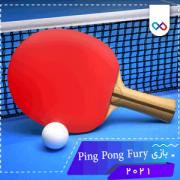 تصویر لوگوی بازی Ping Pong Fury پینگ پنگ فیوری