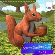 تصویر لوگوی بازی Squirrel Simulator 2 Online