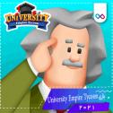 تصویر لوگوی بازی University Empire Tycoon - Idle Management Game یونیورسیتی امپایر تیکون