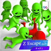 تصویر لوگوی بازی Z Escape زد اسکاپ