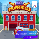تصویر لوگوی بازی Idle Firefighter Tycoon - Fire Emergency Manager فایر فایتر تایکون