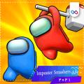 تصویر لوگوی بازی Imposter Smashers - Fun io games ایمپاستر سماشرز