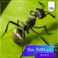 تصویر لوگوی بازی The Ants : Underground Kingdom د انتس